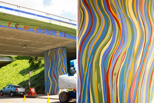public art temescal