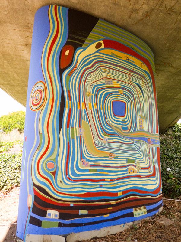 Alan Leon, alan leon muralist, oakland murals