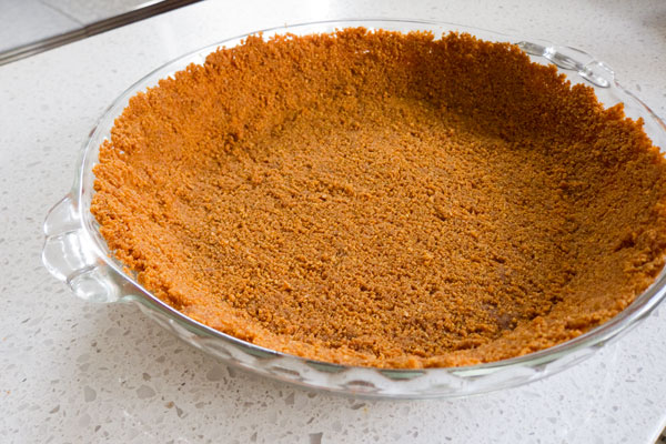 cookie pie crust recipe