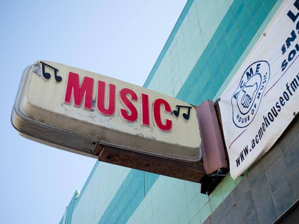acme house of music, acme music oakland, acme music laurel