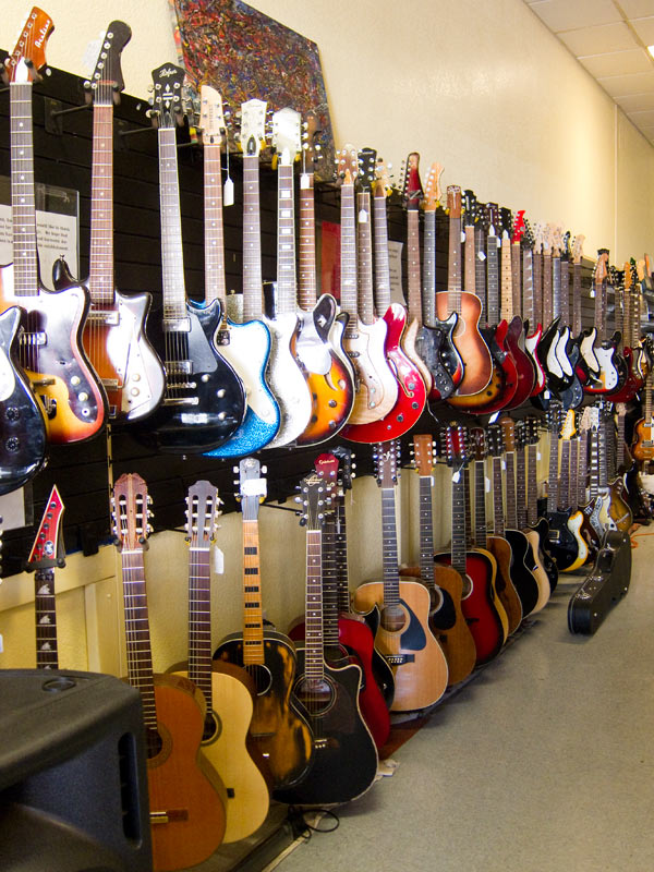 used guitars for sale, acme house of music, acme music oakland
