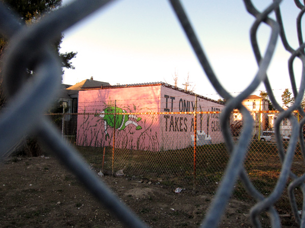 west oakland art, mandela parkway mural,