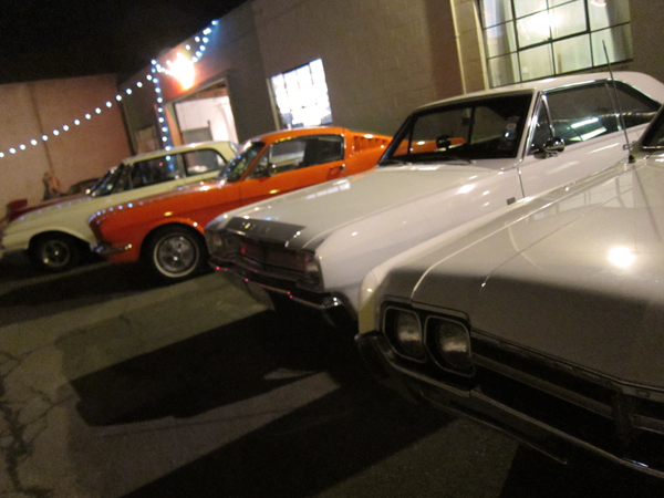 vintage cars, uptown body & fender