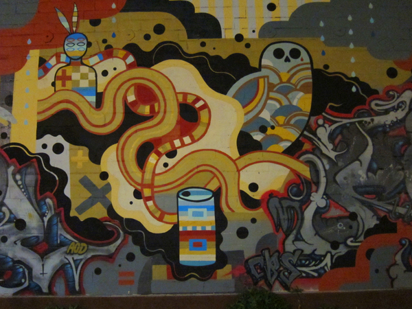 oakland mural, thomas christopher haag, uptown mural