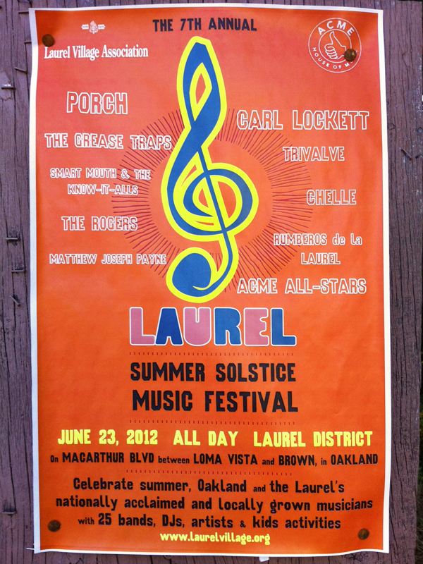 laurel district, summer music festival, laurel music festival