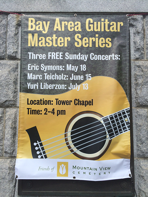 Bay Area Master Guitar Series
