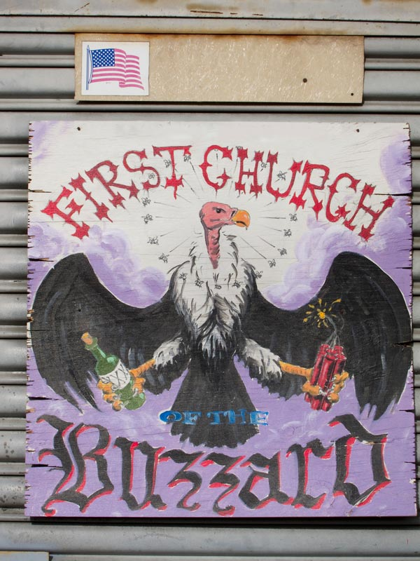 Church of the Buzzard